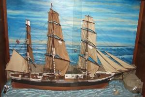 scale ship model